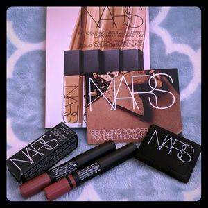 NARS lip and cheek bundle
